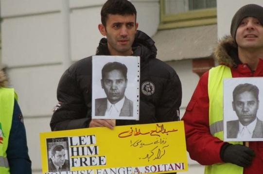 1459868 10202527789385140 420919775 n تجمع اعتراضی حمایتی برای عبدالفتاح سلطانی در شهر هارشتاد نروژ